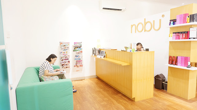 nobu hair salons