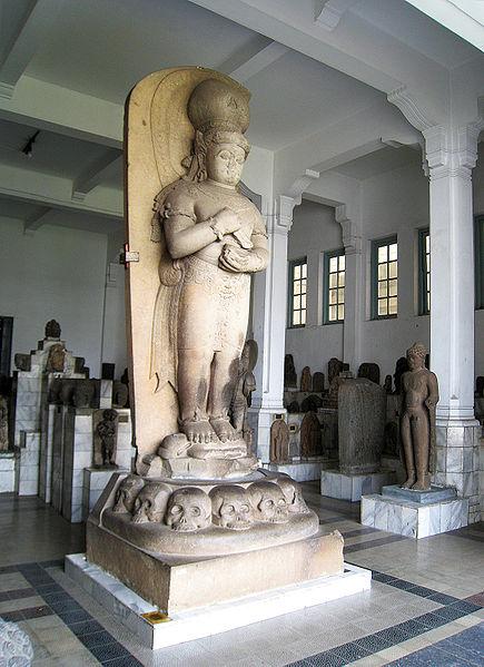 bhairawa statue