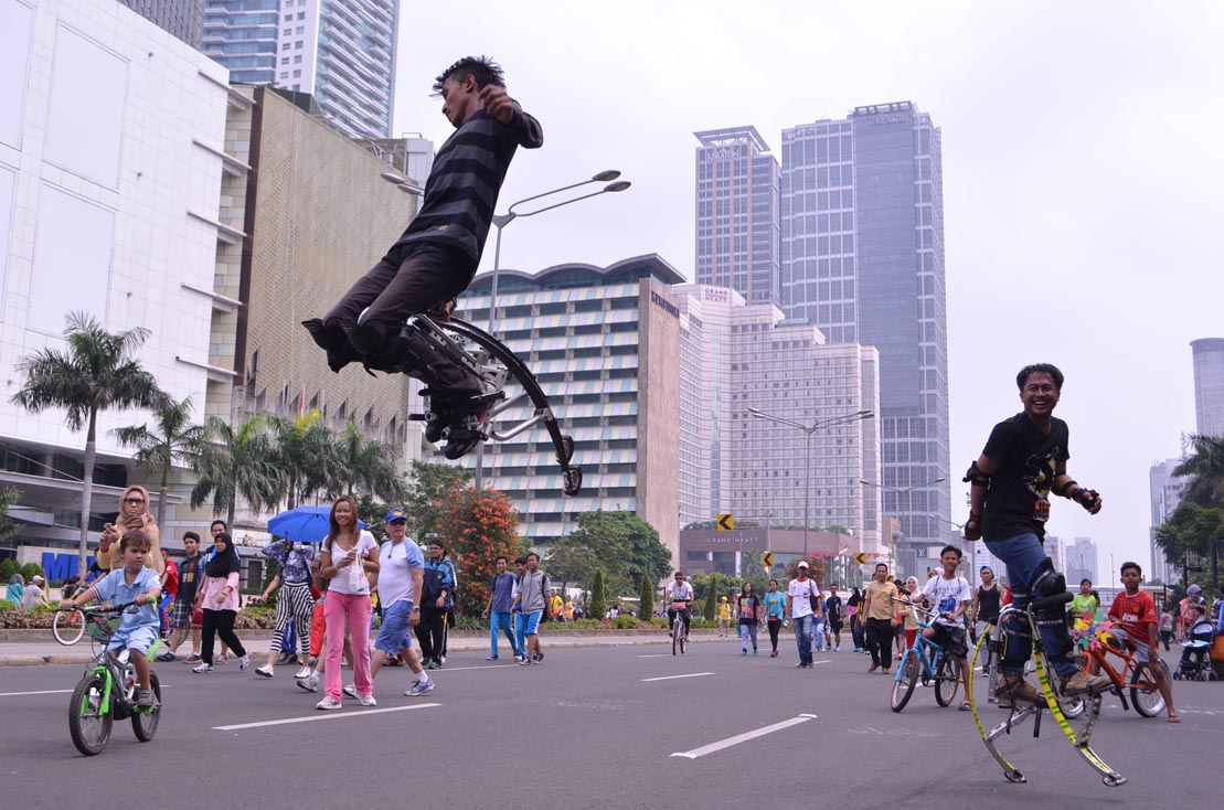 5 Alternative Sports To Try in Jakarta