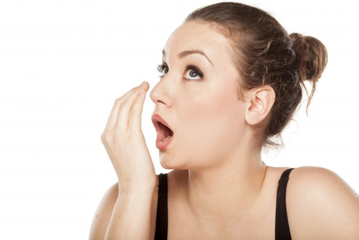 8 Causes of Bad Breath
