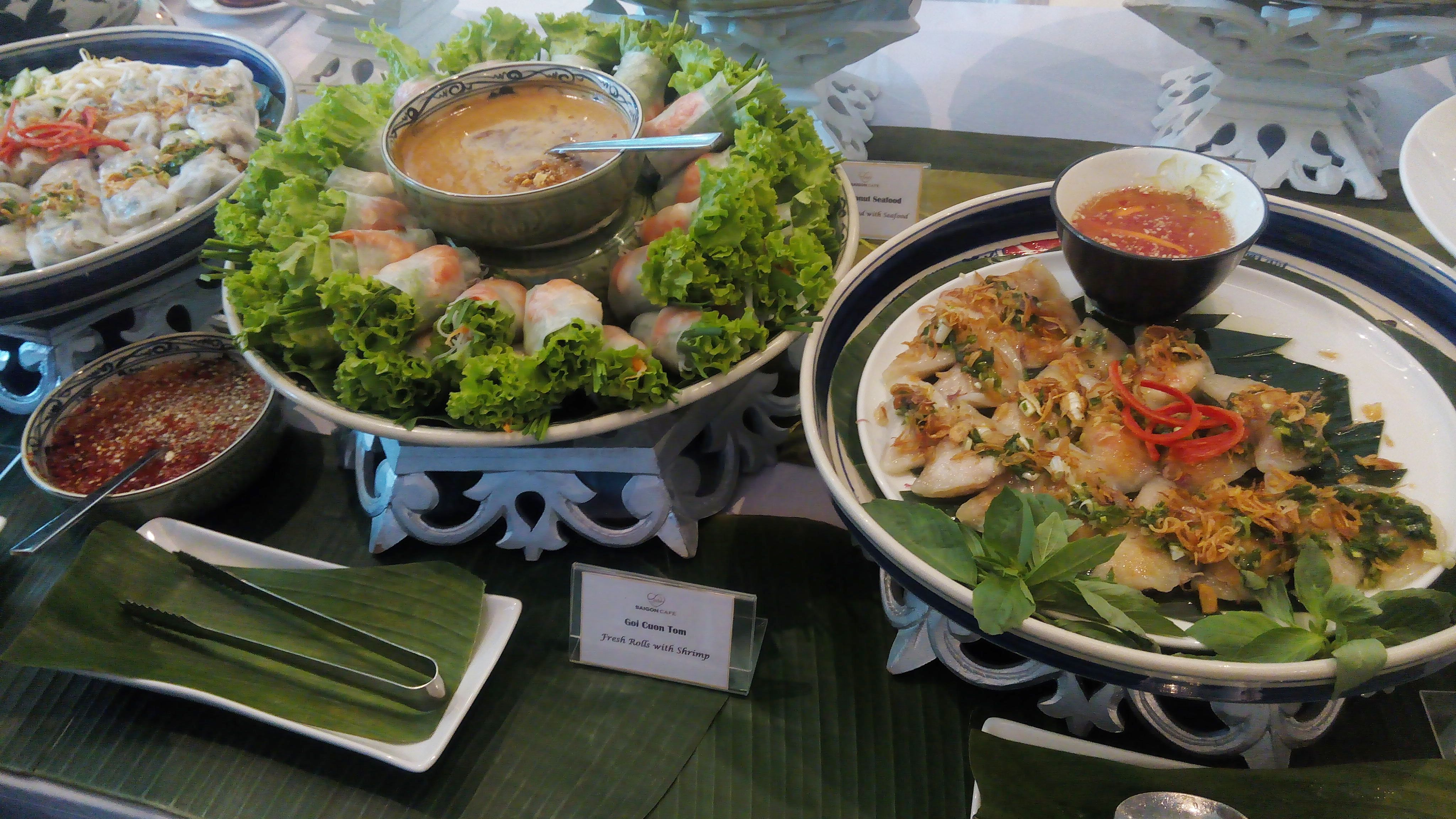 A Taste of Love at Yeu Saigon Café