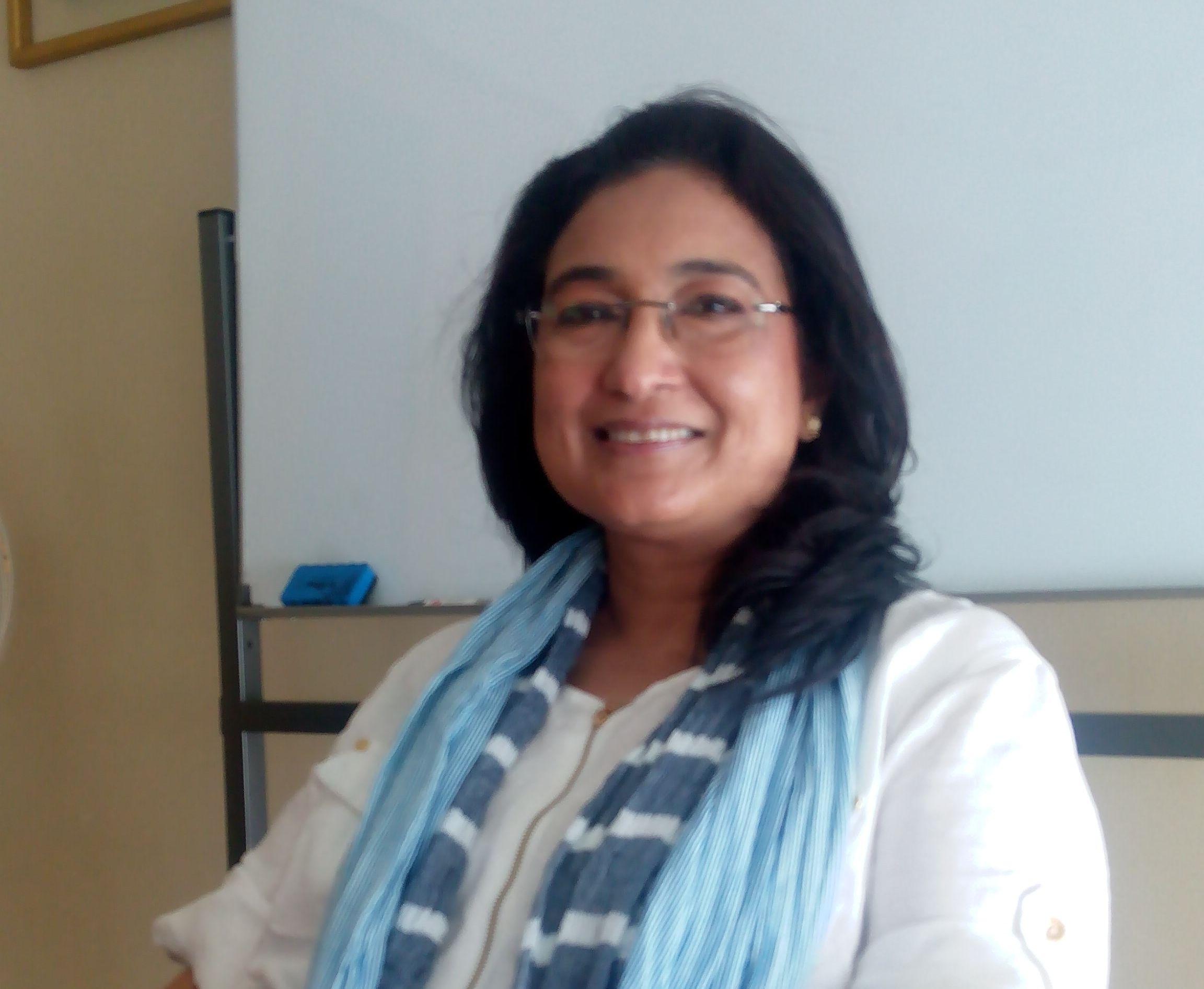 Interview with Sangeeta Jaggia, a Reiki Master