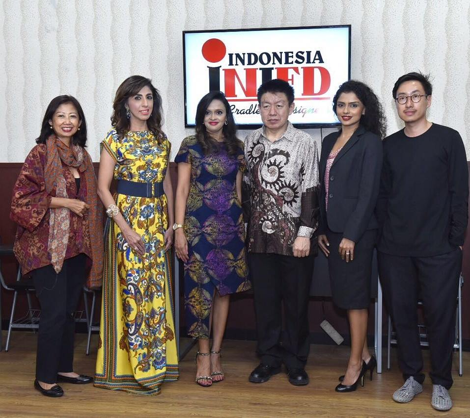 INIFD Indonesia introduces its flagship Jakarta Centre facilities in presence of Global President Aditi Srivastava