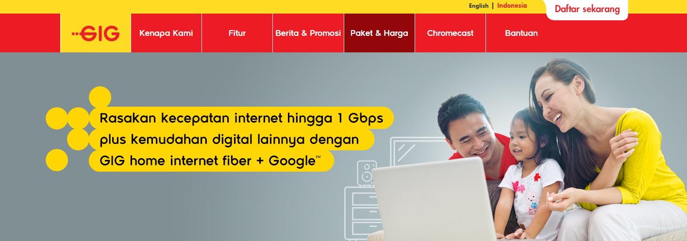 Indosat GIG