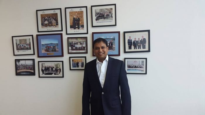 Arun Kumar: 'Growing the Desire to Excel' at the Westin Jakarta