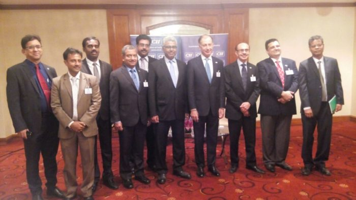 Indian CEOs from CII to Talk about Economic Collaborations with Indonesia