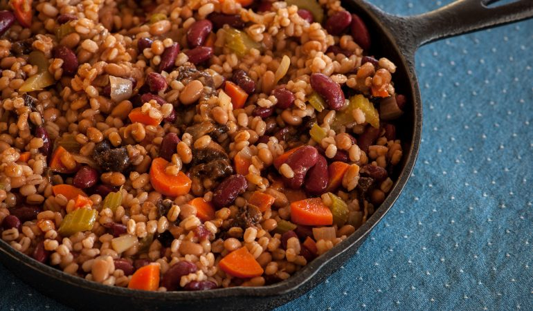 Stampede Beans and Barley
