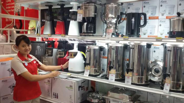 7 best places to buy home appliances products in jakarta indoindians. Black Bedroom Furniture Sets. Home Design Ideas