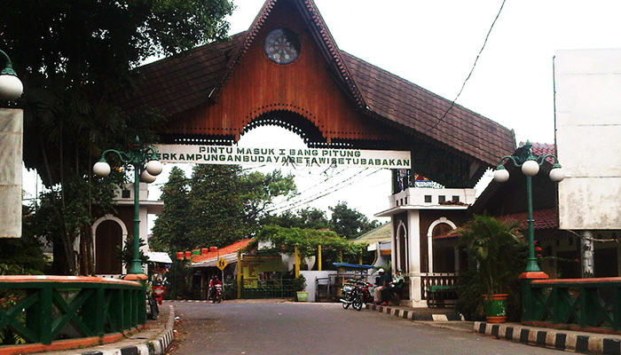 Feel and Learn the Betawi Culture at Setu Babakan