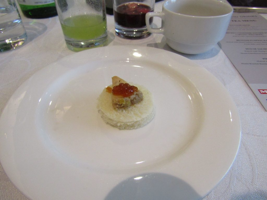 Duck Liver Torchon