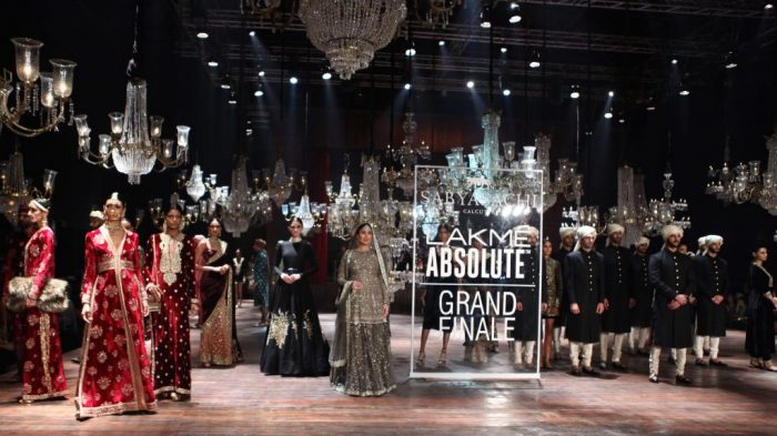 Lakme Fashion Week 2016: A glowing Kareena Kapoor Khan looked resplendent for Sabyasachi's opulent grand finale
