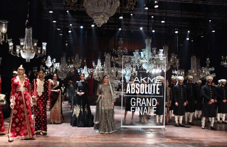 Lakme Fashion Week 2016: A glowing Kareena Kapoor Khan looked resplendent for Sabyasachi's opulent grand finale