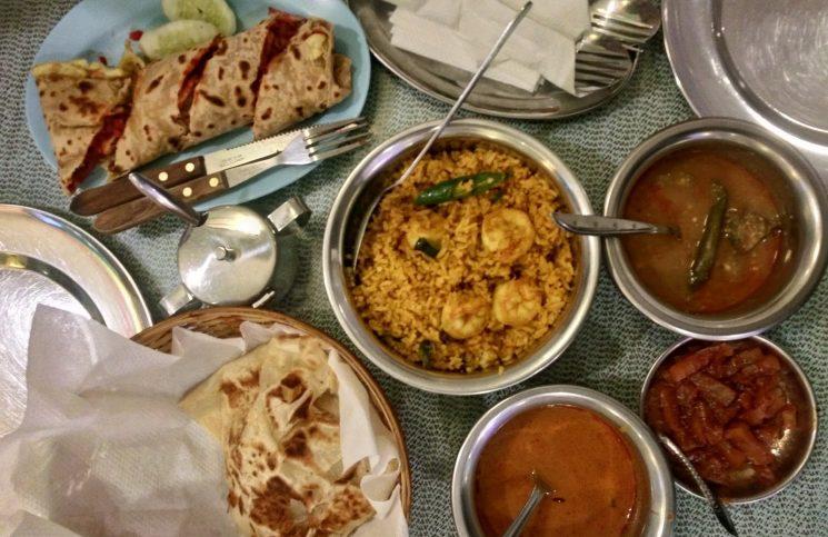 A Taste of India in Medan, North Sumatera