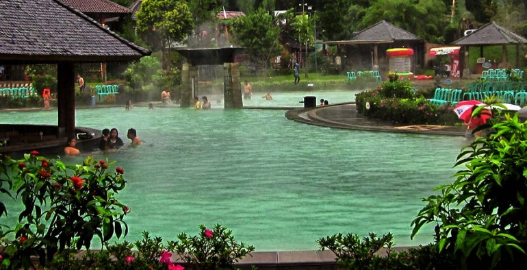 Ciater Hot Spring