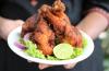Jaali Waali Chicken Fry by Shabana Akbany