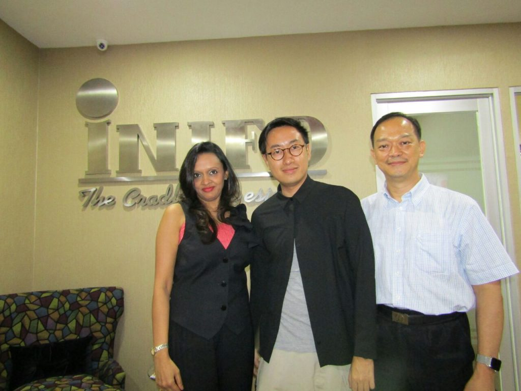 INIFD Indonesia's Fashion and Interior Design Workshop