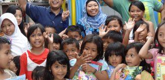 Volunteering in Jakarta
