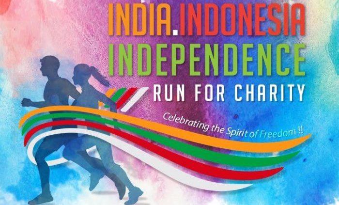 5k India Indonesia Independence Fun Run – Sun, 14th Aug