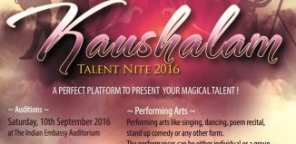 kaushalam - India Club Talent Nite