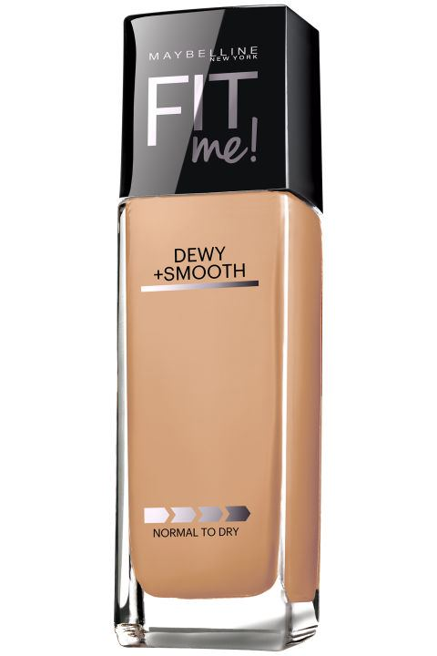Medium coverage foundation, by Maybelinne