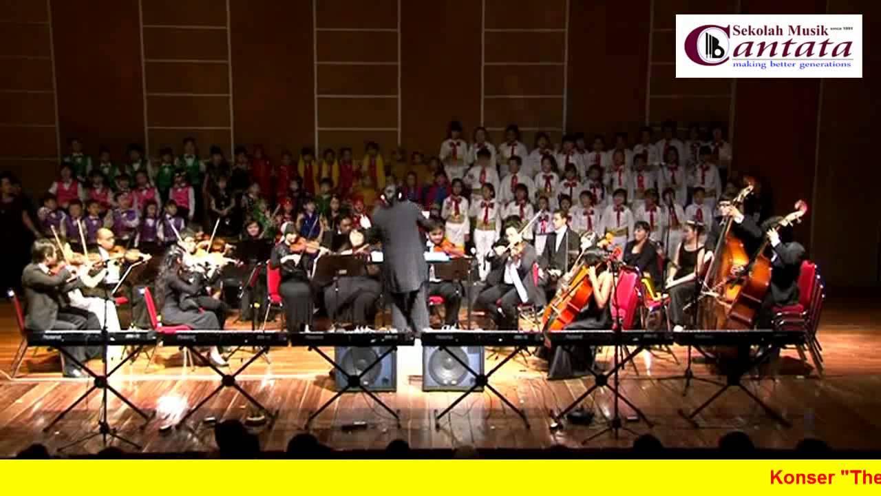sekolah musik cantata