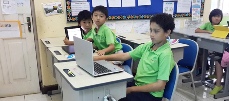 semarang multinational school