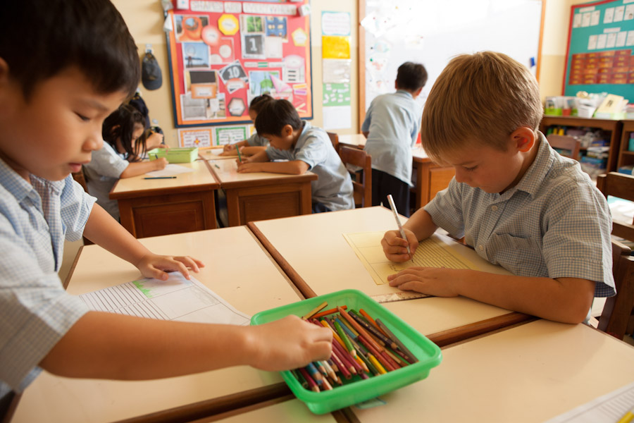 surabaya european school