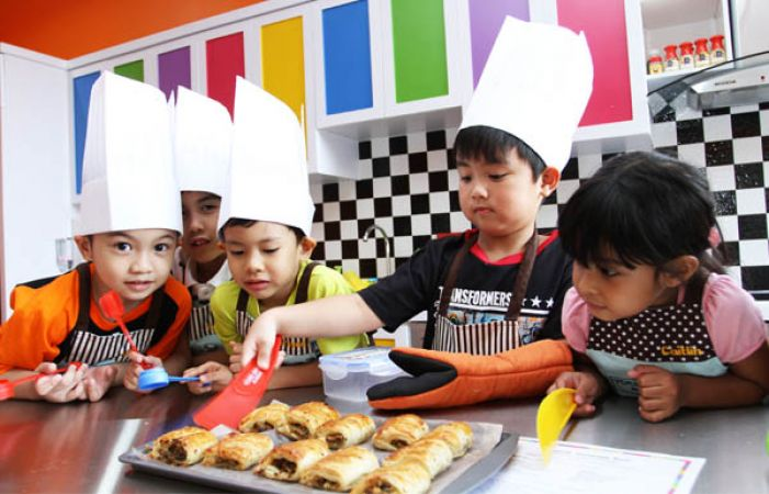 Creative and Educational Activities for Children in Jakarta