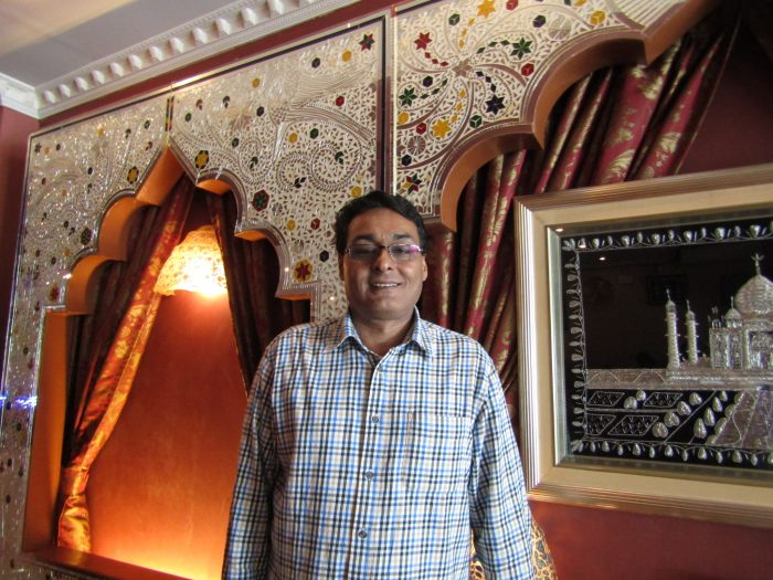 Shahid P. Chaudhry (Perry), Owner of Koh-e-noor Restaurant