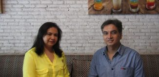 Sanjay Kishinchand, Founder and Director of VMAD Restaurant