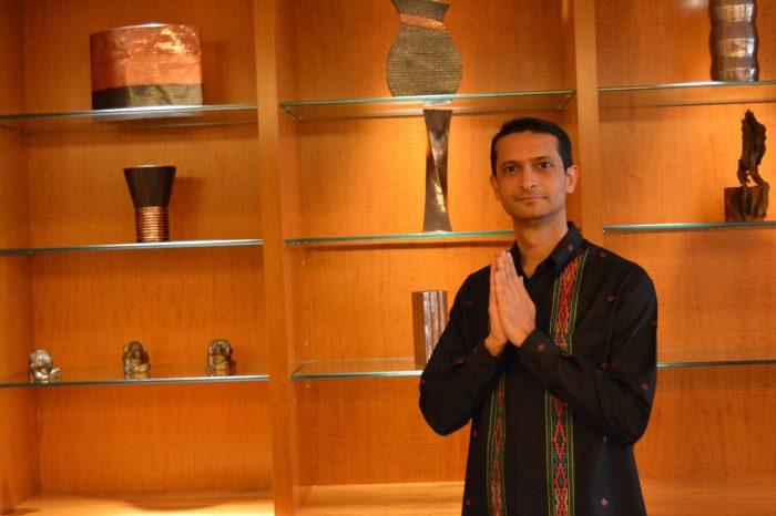Amit Sakhrani, General Manager of JW Marriott Hotel Medan