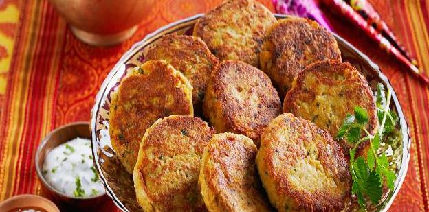 Bajra ke Aate Ke Kebab by Shabana Akbany
