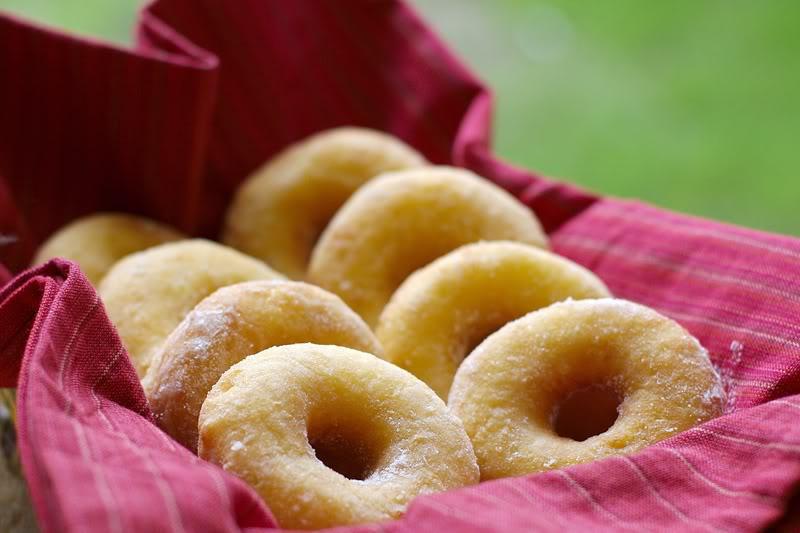 Homemade Potato Doughnut Recipe