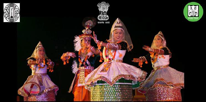 Embassy of India and ICCR with India Club present Manipuri Dance Perfomance