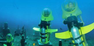 Bali Underwater Scooter
