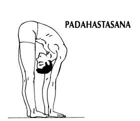 Padhastasana