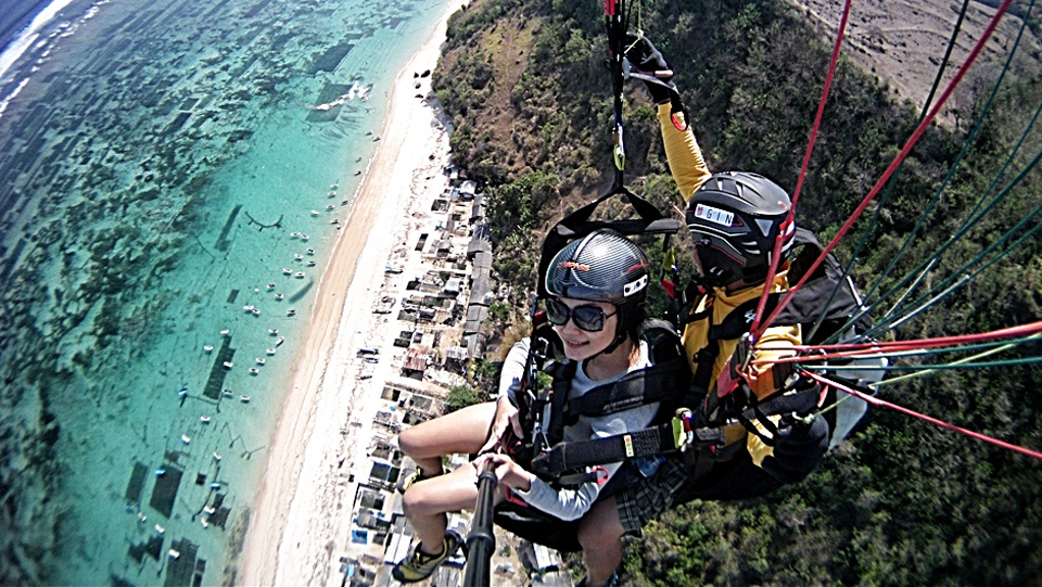 Extreme Sports You Can Do in Bali