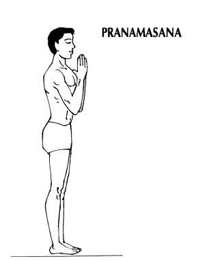 Pranam Asana