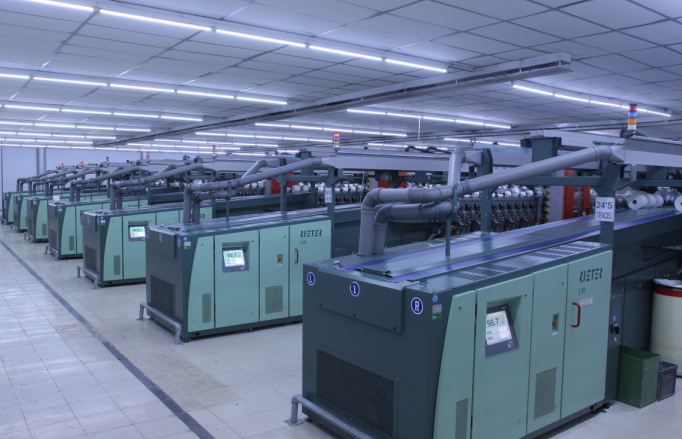 3rd Generation Comforjet Machines for Spinning Super Fine Micro Modal and Micro Tencel Yarns