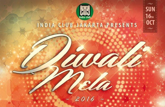 India Club Diwali Mela at PRJ kemayoran on Sunday, 16th Oct