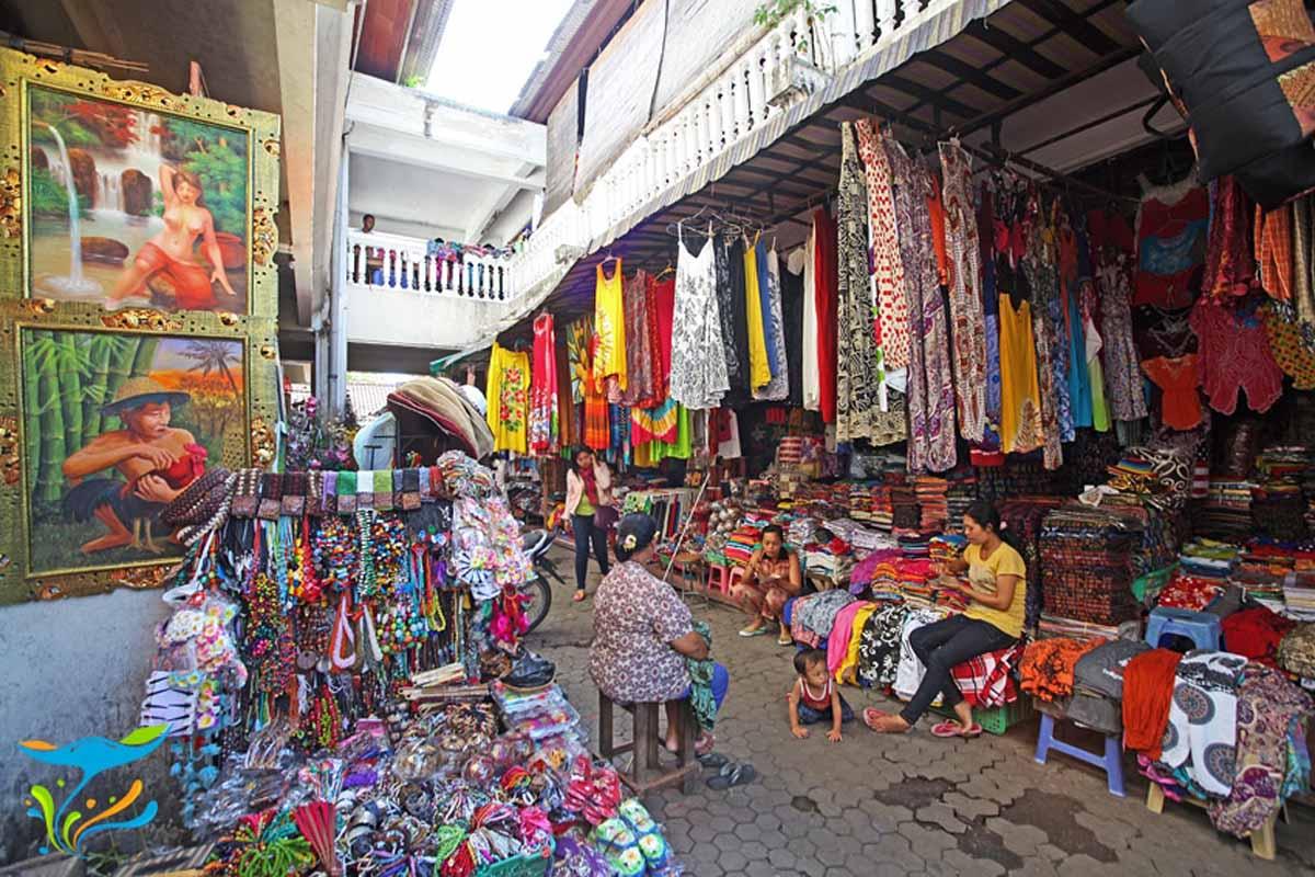sukawati-art-market