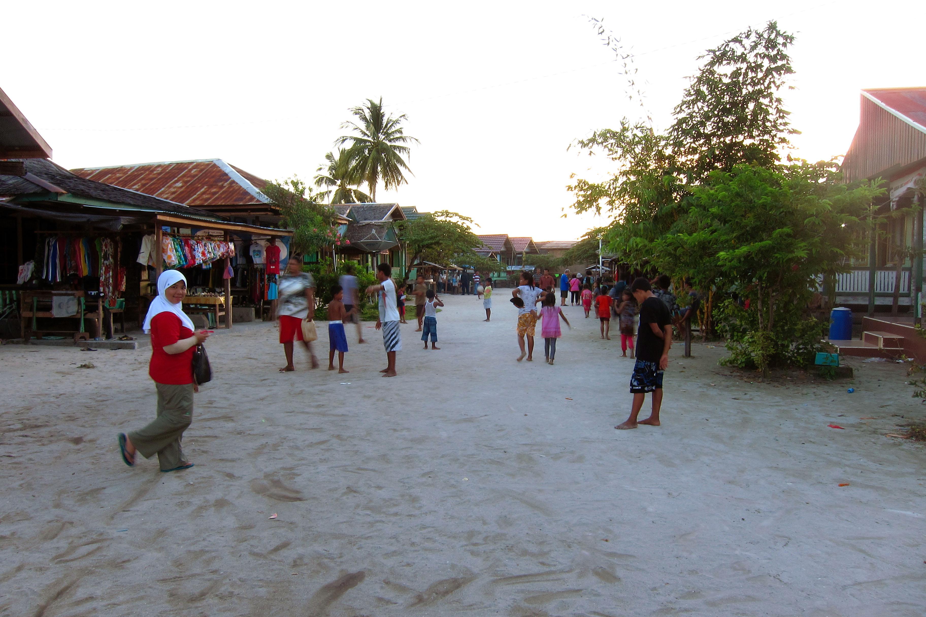 village-derawan