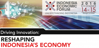 IEF 2016 - Driving Innovation Reshaping Indonesian Economy