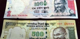Rs 500 and Rs 1000 notes demonetised in India