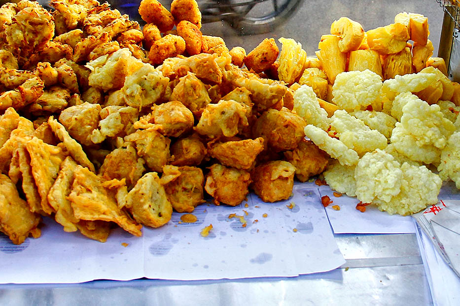 Gorengan: Indonesians' Favorite Fried Snacks