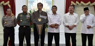Jokowi's Bomber Jacket's Become a Hit in the Internet