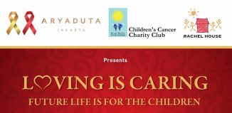 3rd Charity Event for Children with Cancer in Indonesia
