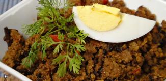 Hyderabadi Keema Recipe by Shabana Akbany