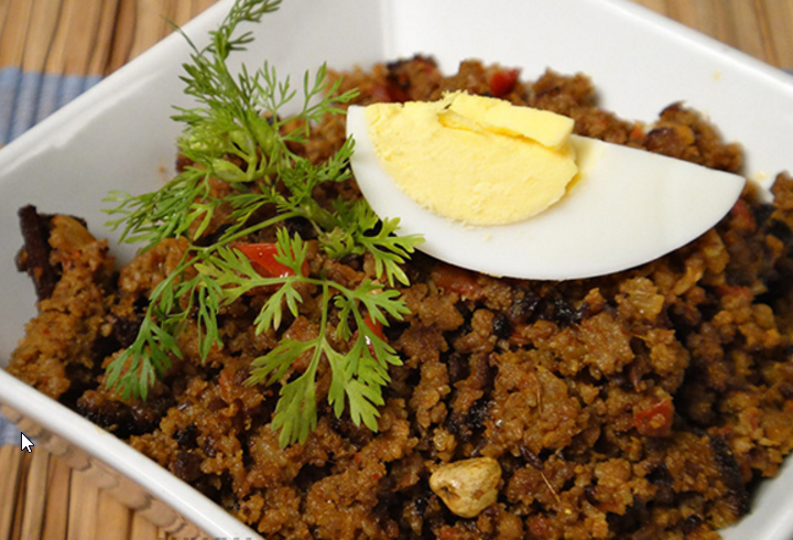 Hyderabadi Keema Recipe by Shabana Akbany