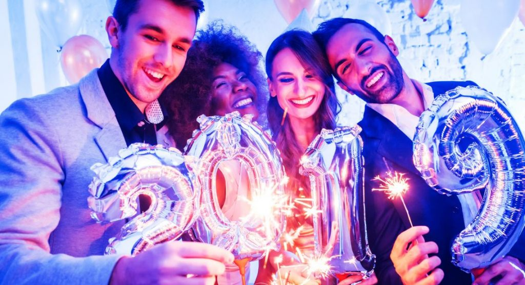 NYE2019 party tips